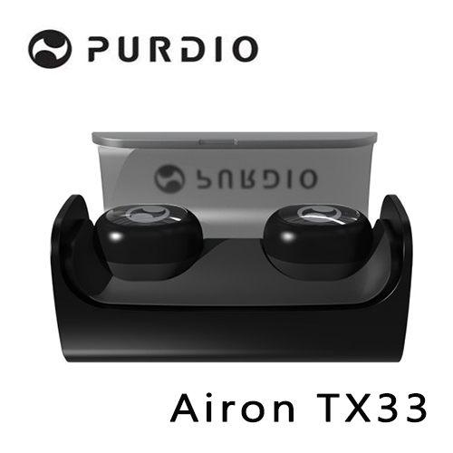 Purdio Airon TX33 Truly Wireless Earbuds 真無線藍牙耳機