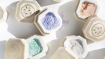 告別鮮紅包裝!Shiseido 推出的新品,看起來宛如一個個華麗的珠寶盒子!