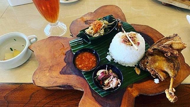 Makan Legendaris di Bali