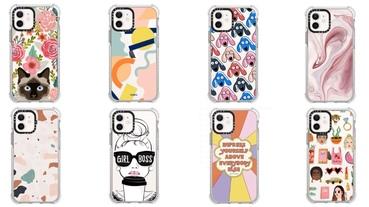 iPhone12手機殼推薦!粉嫩系、手繪風、大理石...百款 CASETiFY人氣款精選,你想要得通通有!