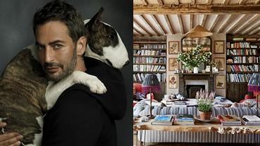 帶你去看前 LV 設計總監 Marc Jacobs 紐約的家 明星狗兒子超搶鏡!