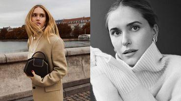 全北歐最時髦的女人就是她!「丹麥幫」之首Pernille Teisbaek
