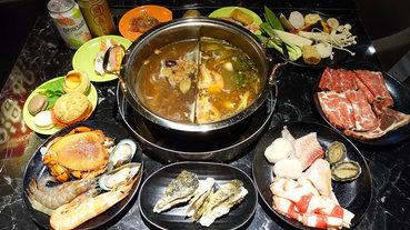 台北聚餐火鍋吃到飽-嗨蝦蝦百匯鍋物吃到飽,罐裝啤酒喝到飽,單點級水準火鍋吃到飽,頂級和牛、生蠔、盒裝冰品吃到飽
