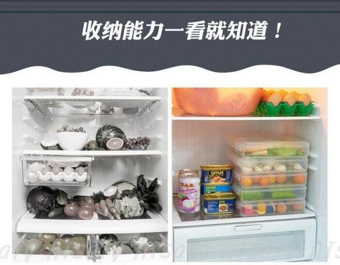 冰箱分層整理盒
