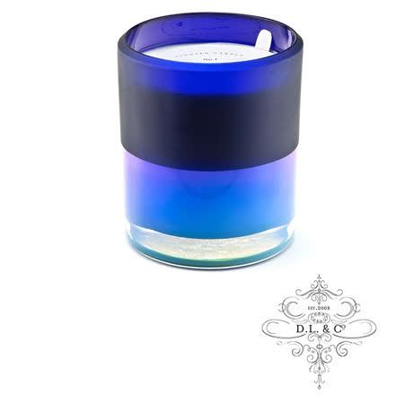 美國 D.L. & CO. ION FROSTED霓虹光瓶系列 Eucalyptus 桉樹針葉 香氛禮盒 709g