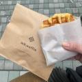 焼リンゴ - 実際訪問したユーザーが直接撮影して投稿した新宿スイーツミスターワッフル ルミネ新宿店の写真のメニュー情報