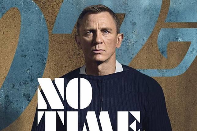 Lihat Deretan Poster Karakter Dari No Time To Die
