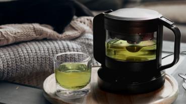 用teplo智慧茶壺泡杯好茶 方便的IoT家電開啟你美好的一天