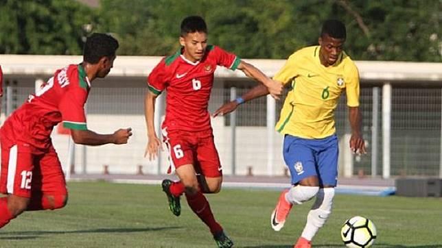™ Ini Kata M Iqbal Pertama Kali Jadi Kapten Timnas Indonesia U-19,