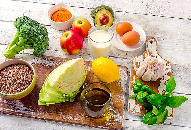 幫助排毒防癌~12種有益肝臟的飲食