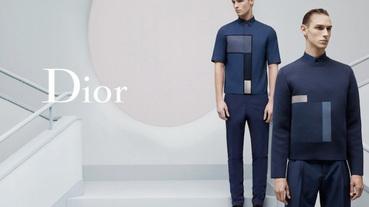 大腕掌鏡 / Dior Homme 2014 春夏形象 Karl Lagerfeld 拍攝