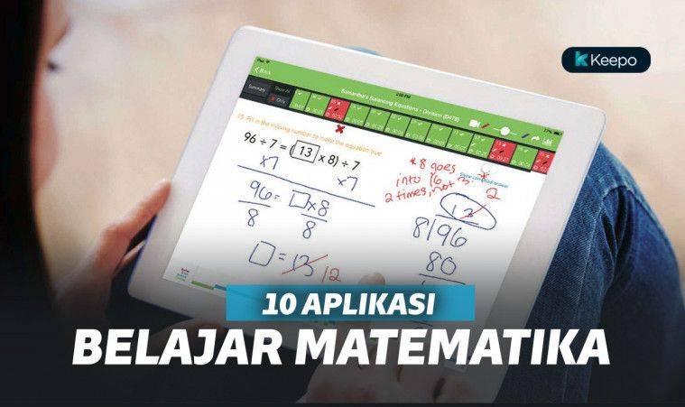 Paten 10 Aplikasi Belajar Matematika Terbaik Di Android Keepo Me Line Today
