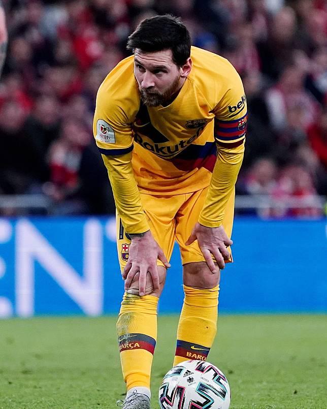 Bukan Salah Messi Barcelona Terdepak