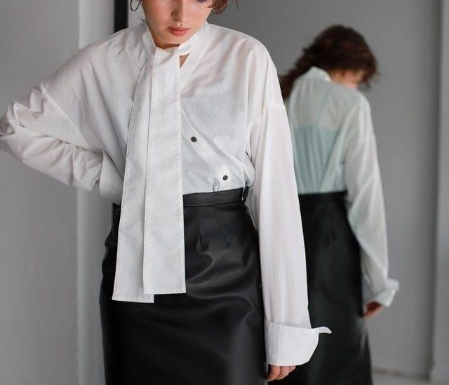 正式與日常皆宜的白襯衫,根據版型材質打造不同面貌