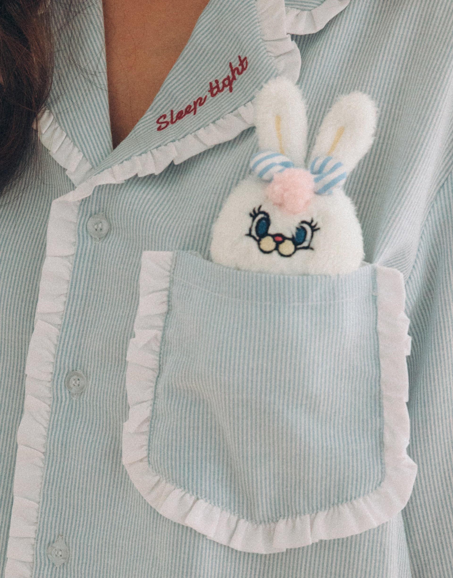 PAZZOXRICO莉可兔聯名企劃/毛茸茸外表/可吊掛於包包上*每個娃娃吊飾尺寸因製作關係略有不同,以實際商品為主