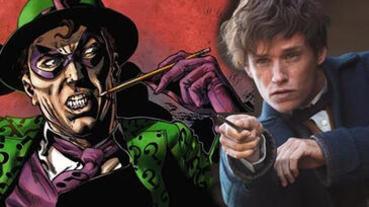 影帝向DC招手!艾迪瑞德曼:希望能在《蝙蝠俠》演出反派「謎天大聖」!