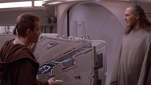 Teknologi Hyperdrive di 'Star Wars'. (Foto: Star Wars)