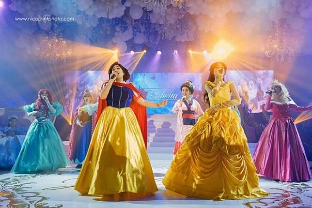 Putri - Putri Disney Hadir