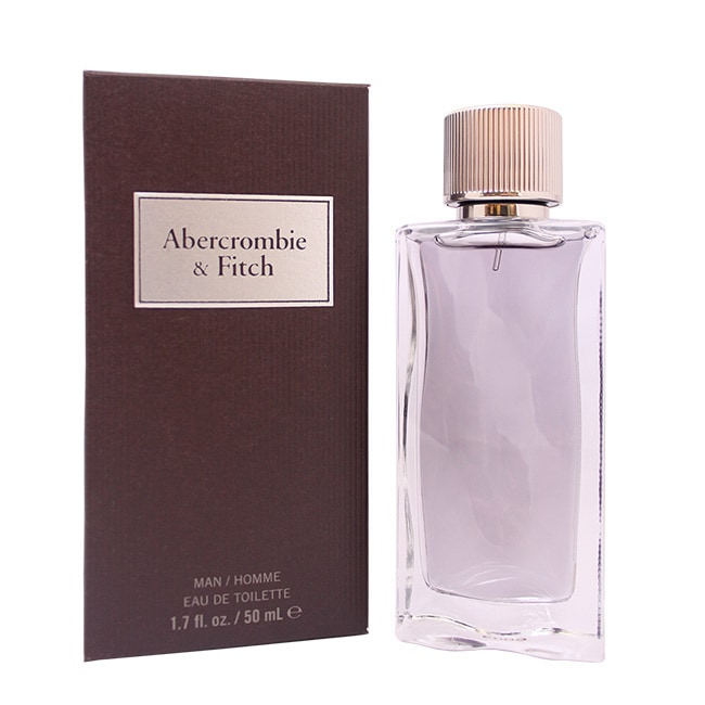 Abercrombie & Fitch 同名經典男性淡香水 50ml