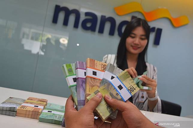 Bank Mandiri siapkan 77 titik penukaran uang kecil untuk Lebaran