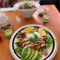 Lunch-十六穀米タコライス - 実際訪問したユーザーが直接撮影して投稿した新宿メキシコ料理MEXICAN DINING AVOCADO 新宿三丁目店の写真のメニュー情報