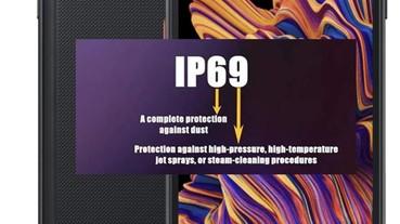 最高防水防塵等級IP69(IP69K)是什麼?