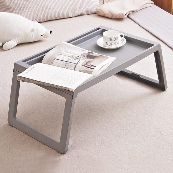 雲木雜貨宿舍床上書桌家用懶人簡約多功能筆記本電腦桌折疊小桌子