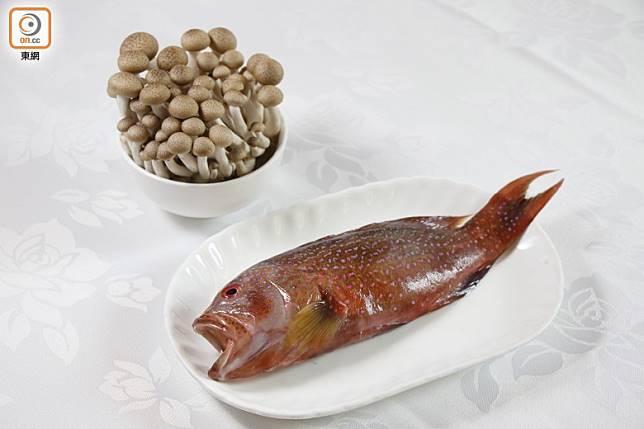 釜飯多用海鮮和蔬菜做配料。(郭凱敏攝)
