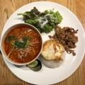 L)ハーフ&ハーフ - 実際訪問したユーザーが直接撮影して投稿した西新宿タイ料理マンゴツリーカフェ 新宿の写真のメニュー情報