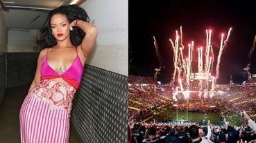 超嗆!蕾哈娜被爆主動拒絕 2019 超級盃中場表演 因為 NFL 這件事踩到她底線...