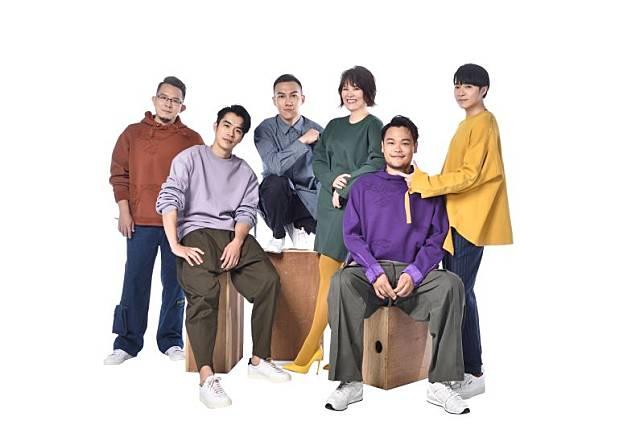 ▲蘇打綠以新團名「魚丁糸」重新出道,並宣布將於月底舉辦演唱會。(圖/大誌雜誌提供)