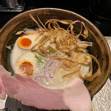 鶏Soba 座銀 本店のundefinedに実際訪問訪問したユーザーunknownさんが新しく投稿した新着口コミの写真