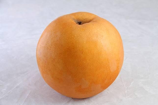 豐水梨味道清甜,外皮呈啡色。(互聯網)