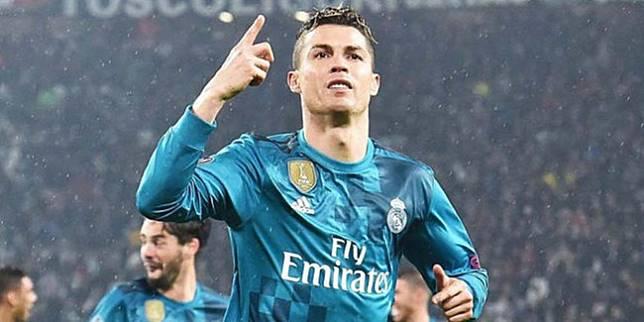 Pindah ke Juventus, Gaji Cristiano Ronaldo setara 8.243 Unit Xpander