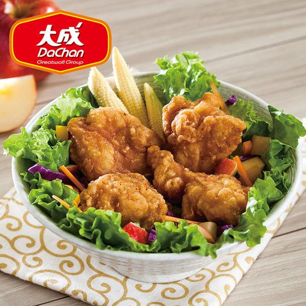【大成】日式唐揚勁脆炸雞 *1包組(1kg/勁量包)