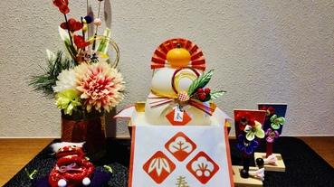 日本過年必擺的「鏡餅」為什麼叫做鏡餅?它的擺飾有甚麼意思?
