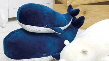涼感抱枕推薦這 6 款超可愛!柴犬/企鵝/鯨魚造型,天氣再熱也不怕