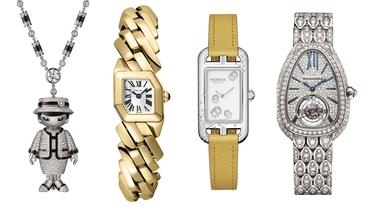 2020年風格手錶推薦!Hermès、Chanel、Cartier、Dior、Bulgari...精品手錶特輯