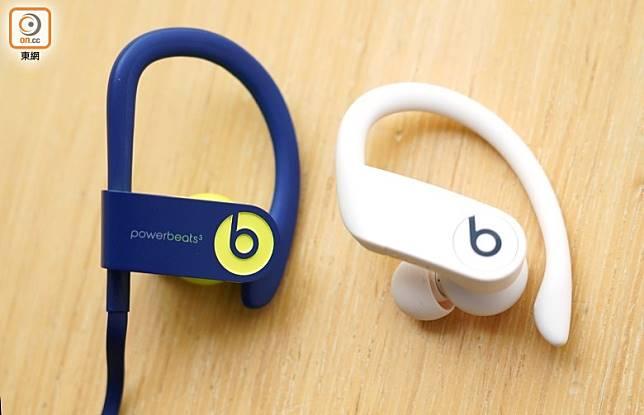 如真無線耳機附設有耳掛,佩戴時就大大減低跌落的機會。(資料圖片)