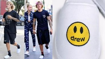 小賈斯汀熱愛「飯店拖鞋」 主理新品牌 Drewhouse 推出的第一件商品竟是 ……