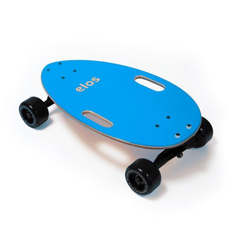 Elos經典都會滑板 | 經典藍 default