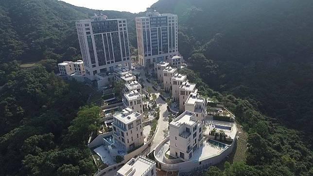 曾奪下「亞洲最貴洋房」Mount Nicholson豪宅平均售價1億美元。(圖片來源/ 截自FB)