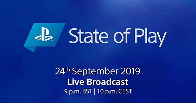 PS官方直播「State of Play」25日凌晨公開,不用期待任何PS5消息