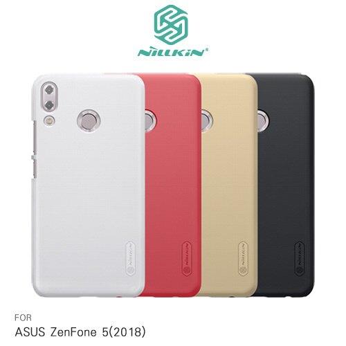 (7-14天) NILLKIN ASUS ZenFone 5(2018) / ZE620KL 超級護盾保護殼 背蓋 硬殼 抗指紋 手機殼 PC殼。人氣店家SHOW數位的【 手機殼 】『 呵護您的手機