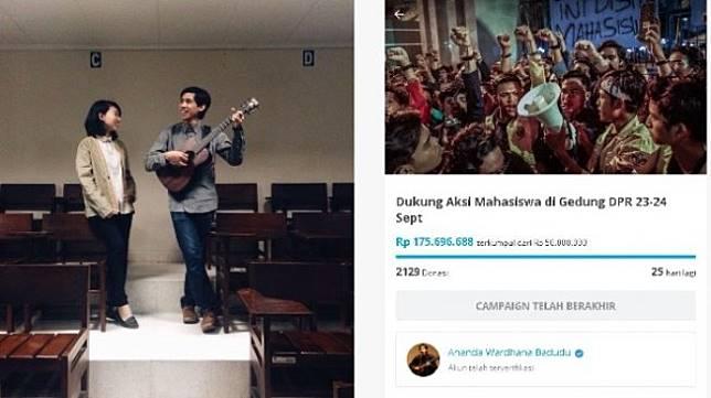 Siapa Ananda Badudu Yang Dijemput Polisi Karena Bantu Mahasiswa
