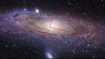 看完 NASA 這張照片 你很難不相信這宇宙中沒有外星人!