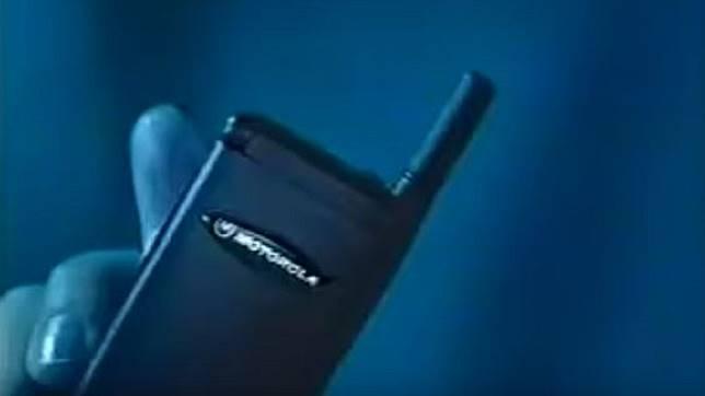 該手機廣告。圖/翻攝自Ho hungtad YouTube