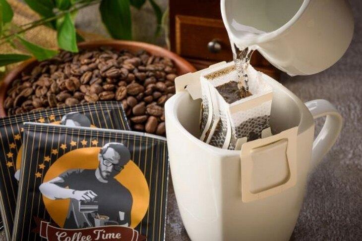 耳掛式咖啡(10g*40入)【樹咖啡】