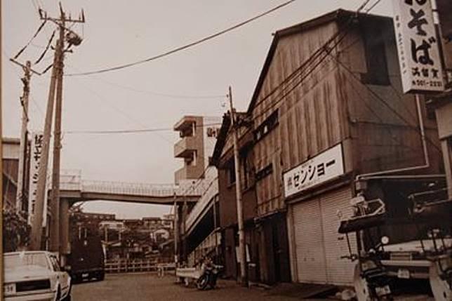 「すき家」於1982年在橫濱創立。(互聯網)