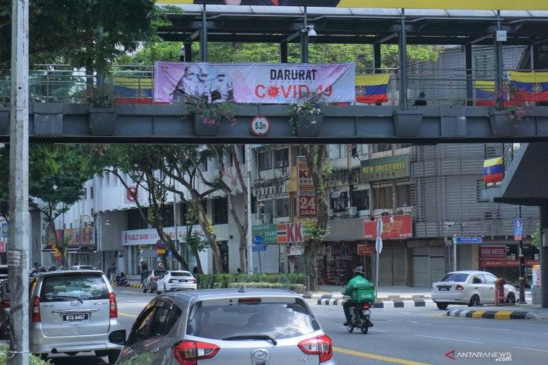 Malaysia Hadapi Gelombang Keempat Covid 19 Antaranews Com Line Today